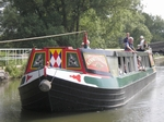 Kennet Valley Trip Boat