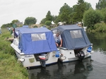 making room for the narrowboats