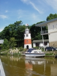 The lighthouse near Worsley